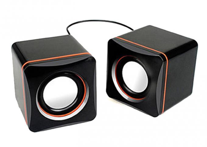 Mini Computer Speakers 2.0 PC Speakers For Laptop High Performance Drivers