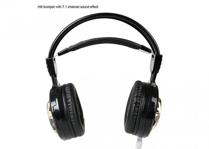 Wired Gaming Headset With Microphone