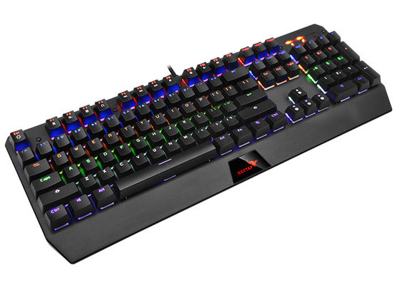 China Light Up Mechanical Keyboard Anti Ghosting supplier