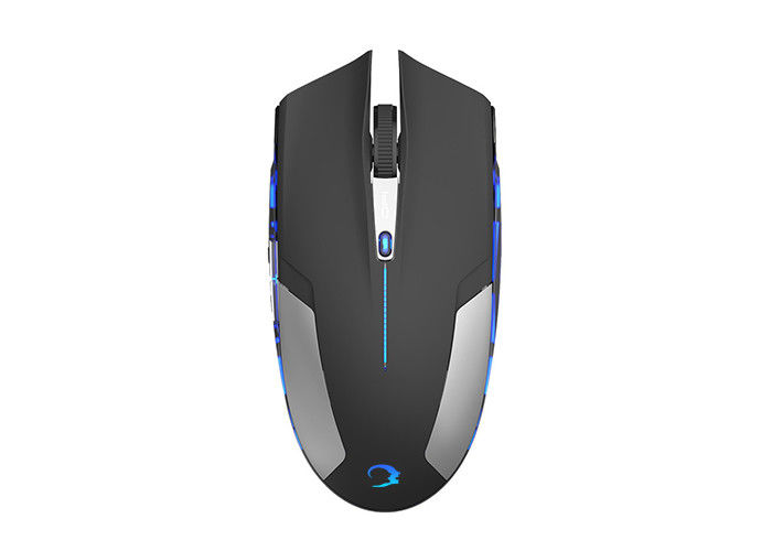 Comfortable Computer Gaming Mouse Wired Black Color NO