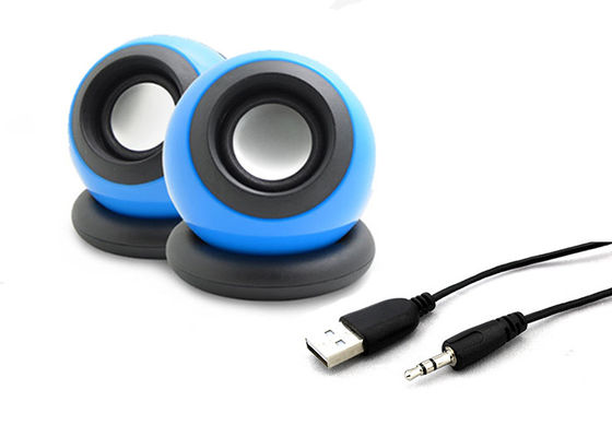 Portable Music Player 2.0 PC Speakers For Desktop Computer Wired Type