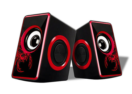 Home Office 2.0 PC Speakers For Computer Light Weight Small Size SP2030