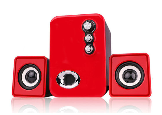 RECCAZR USB 2.1 Channel Speakers , Computer Stereo Speakers Multimedia