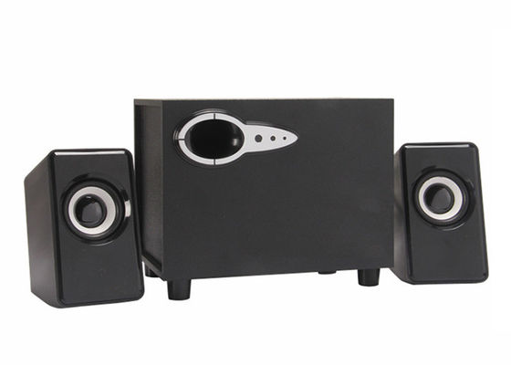 Various Color Laptop 2.1 Speakers , Tiny Computer Speakers With Bass