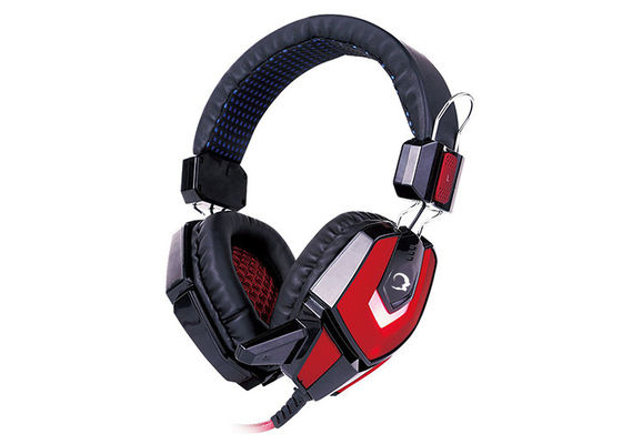 Professional 3.5mm Computer Gaming Headphones With Mic OEM / ODM Available