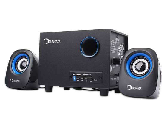Classical Mini Pc Speakers , Desktop Computer Speakers With Subwoofer