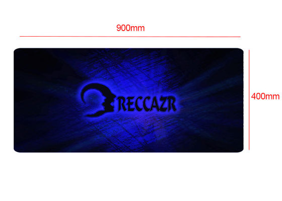 Wear Resisting Pc Gaming Mouse Pad Large / Keyboard And Mouse Mat Fashionable
