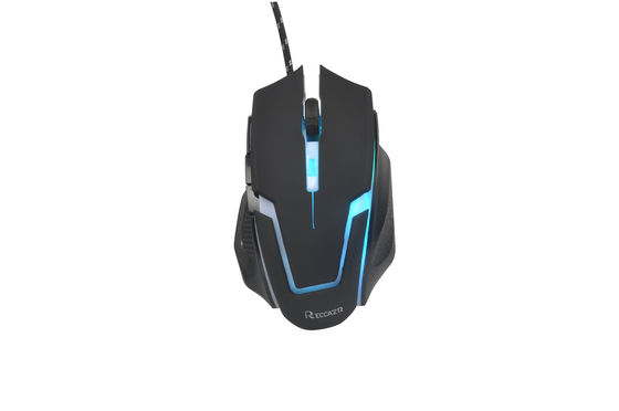 6D Wired Usb Connection Computer Gaming Mouse With 704E IC Chip , OEM / ODM