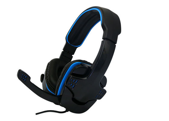 Wired Bass Stereo Computer Gaming Headphones H502 For PS4 / PC / Laptop 3.5mm jack