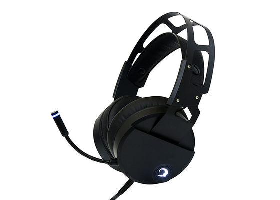 USB Computer Gaming Headphones With Microphone Intelligent Noise Cancelling Vibration