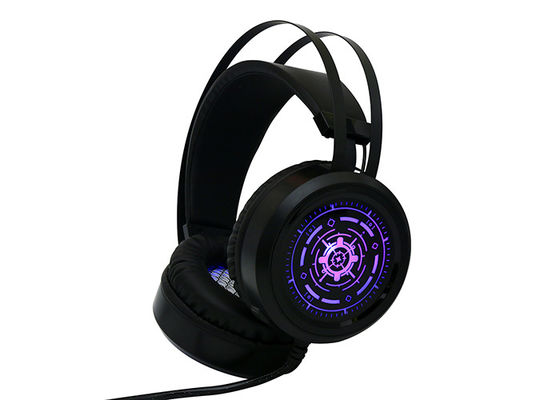 Custom 7.1 Gaming Headset Computer Gaming Headphones USB Wired